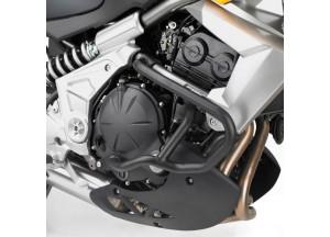 TN422 - Givi Paramotore tubolare specifico nero Kawasaki Versys 650 (10>14)