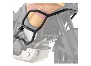 TN7703 - Givi Paramotore tubolare specifico nero KTM 1050/1190 Adventure