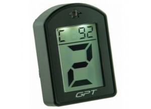 GI 4001 -  Indicatore di marcia inserita GPT universale con temperatura aria