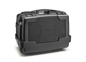 KGR46N - Kappa Valigia GARDA MONOKEY® lt. 46 nera con cover color nero