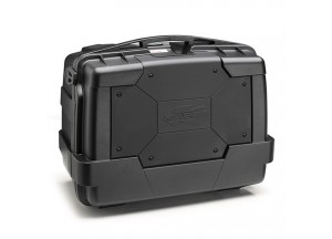 KGR46NPACK2 - Kappa Set 2 Valigie MONOKEY® lt. 46 nera con cover color nero
