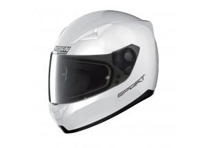 Casco Integrale Nolan N60.5 Sport 14 Metal Bianco