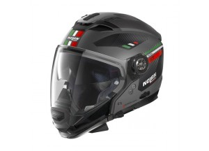 Casco Integrale Crossover Nolan N70.2 GT Bellavista 24 Flat Lava Grigio
