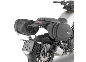 TE8704 - Givi Telaietti per borse Easylock o soffici Benelli Leoncino 500 17>19