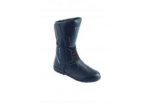 Stivali In Pelle D-Wp impermeabile Dainese Tempest Nero/Carbon