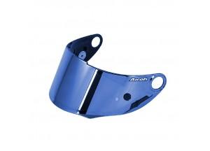 05GP5BL - Visiera Iridium Blu Airoh predisposta per Pinlock