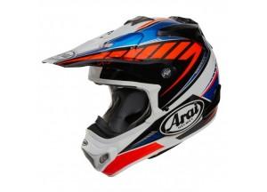 Casco Arai Off-road Motocross MX-V Rumble Blu