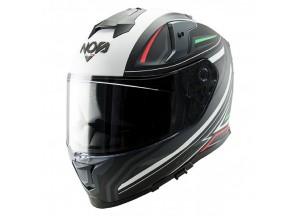 Casco Integrale Nos NS10 Fastback Italia Opaco
