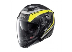 Casco Crossover X-Lite X-403 GT Ultra Carbon Meridian 9 Lucido