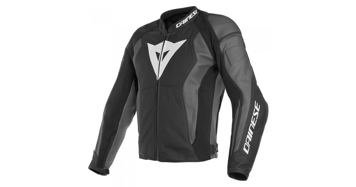 Nexus lady leather jacket black black ebony