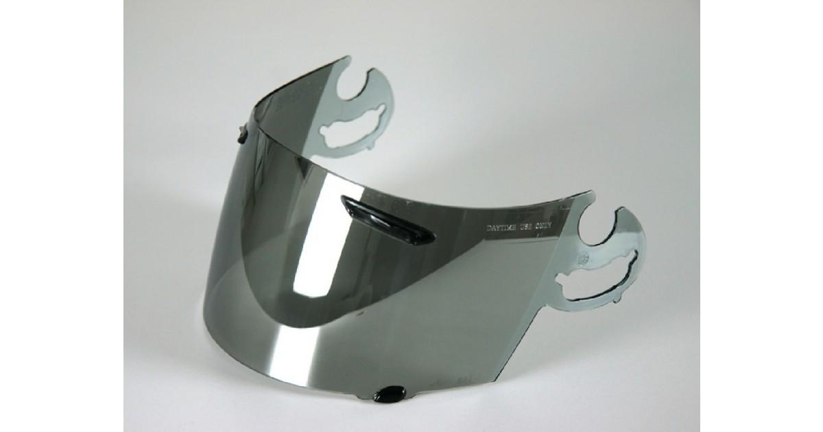 Silver Arai SAI Mirror Shield