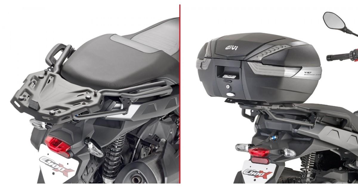 15 Givi Support Top Case Monokey ou Monolock Valise Yamaha MT-09 850 Tracer