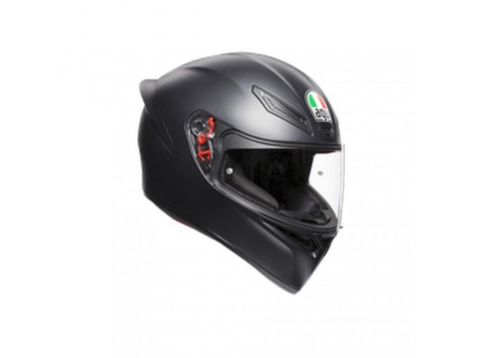 Agv K1 Matt Black Helmet Full Face