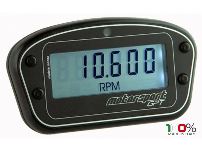 RPM 2001 - GPT Engine rev counter Rpm series