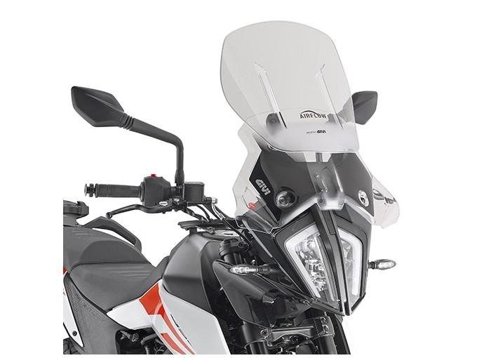 AF7711 - Sliding wind-screen Airflow KTM 390 Adventure 790 Adventure / R
