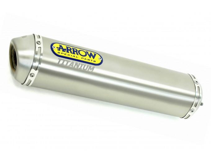 52602SU - SILENCER ARROW TITAN FOR ORIG.o ARROW APRILIA SX/RX 125 08 APPROVED