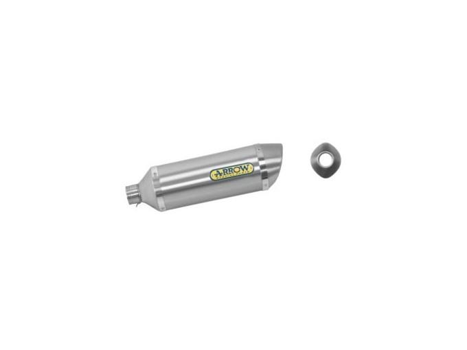 51501PO - MUFFLER EXHAUST ARROW TITANIUM HONDA CBR 125 R 04-07 APPROVED