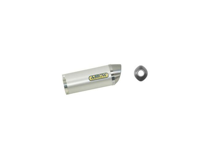 51502AO - MUFFLER ARROW ALUMINIUM FOR COL.ORIGINALE HONDA CBR 125 R 04-07