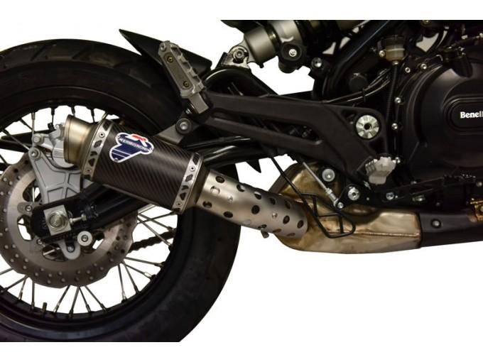 BE04094SO05 - Exhaust Muffler Termignoni GP CLASSIC BENELLI LEONCINO (18-20)