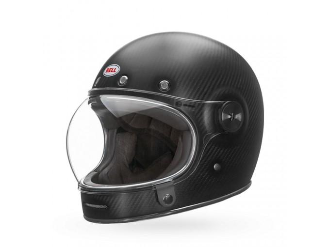 Helmet Full-Face Bell Bullitt Carbon Matt Black