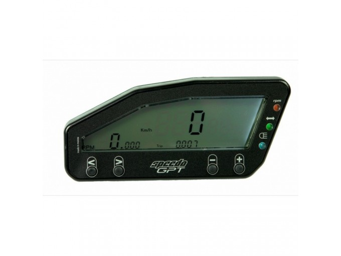 D 3 EFI - UNIVERSAL SPEEDOMETER GPT with rpm signal EFI