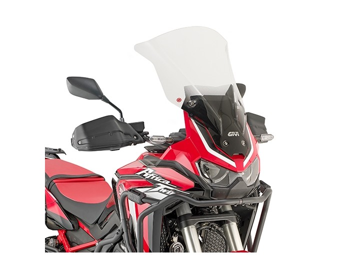 D1179ST - Givi screen transparent 57,5 x 45 cm Honda CRF1100L Africa Twin 2020