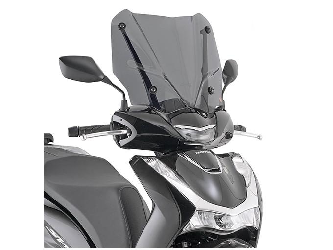 D1181S - Givi screen smoked 33 x 45 cm Honda SH 125 - 250 (2020)