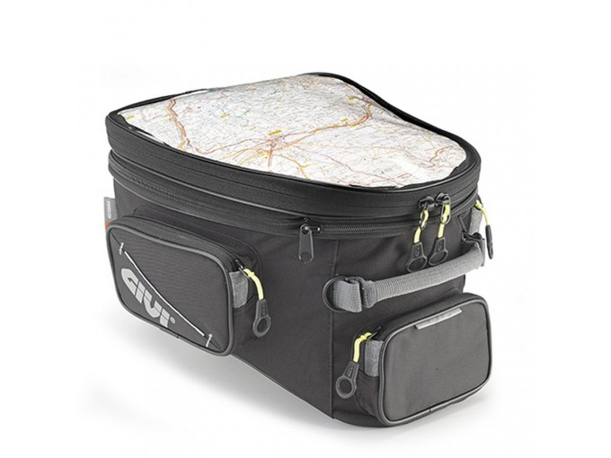 EA118 - Givi Extendable TANKLOCK bag for Enduro motorcycles 25 ltr.