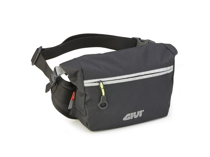 EA125 - Givi water resistant pouch adjustable at waist