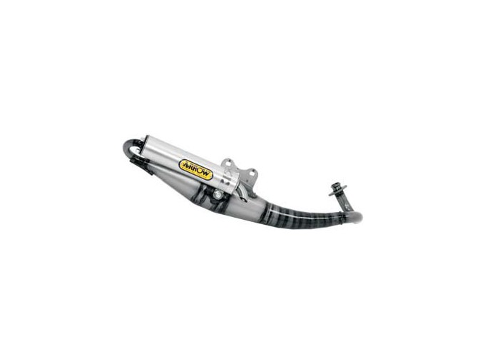 33515ENA - MUFFLER ARROW EXTREME ALUMINUM BRUSHED APRILIA SR 50 DITECH FACT/R