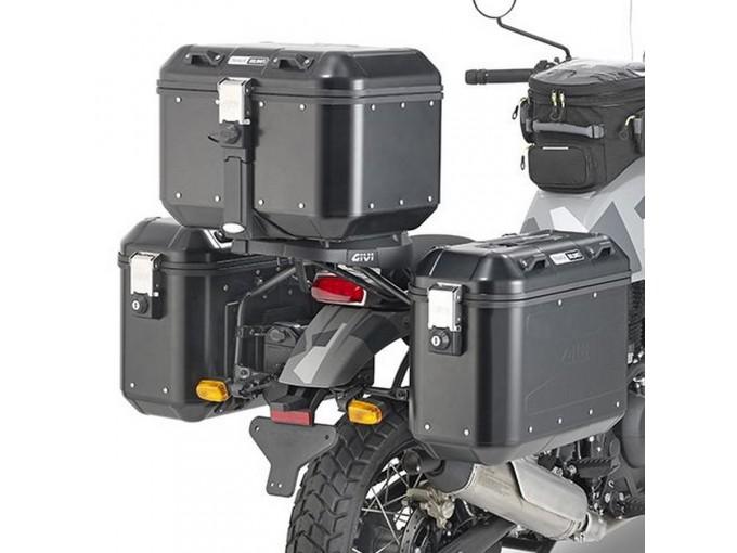 PL9050 - Givi Specific pannier MONOKEY® or RETRO FIT ROYAL ENFIELD Himalayan