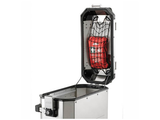E144 - Givi Elastic carrying net Trekker Outback cover and Trekker Dolomiti