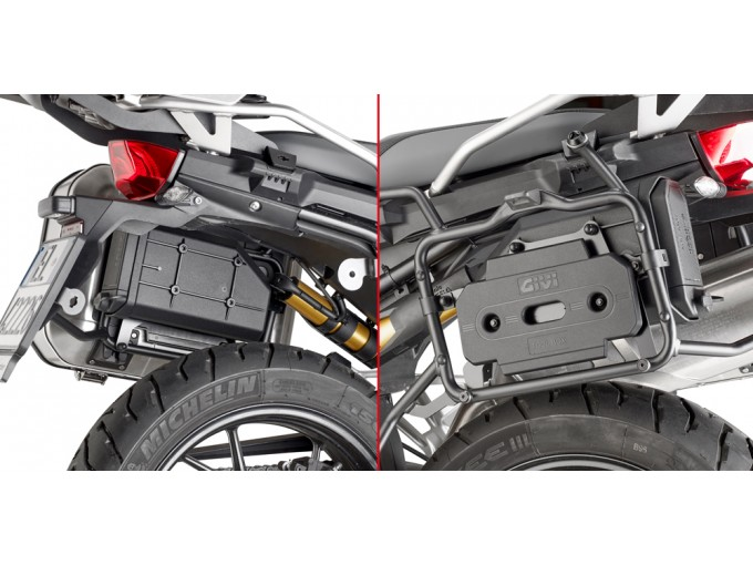TL5127PLRKIT - Givi Kit for S250 on PLR5127 BMW F 750 GS (18) / F 850 GS (18)