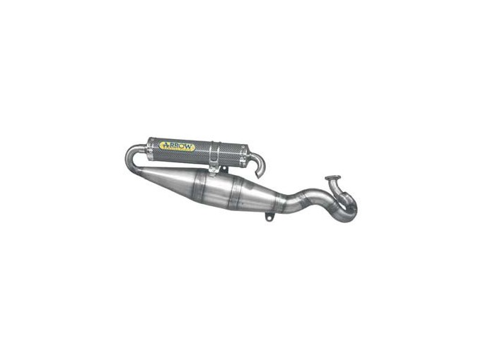 53006AE - MUFFLER ARROW GILERA RUNNER 180 SP/PIAGGIO HEXAGON 180 LXT