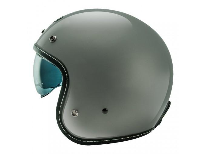 Helmet Jet Nos NS1 Seal Grey