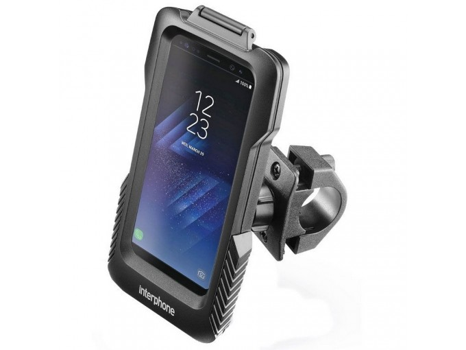 SMGALAXYS8 - Procase Cellularline Support Motorcycle Dedicated Samsung S8