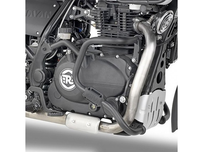 TN9050 - Givi Specific engine guard, black Royal Enfield Himalayan (18 > 19)