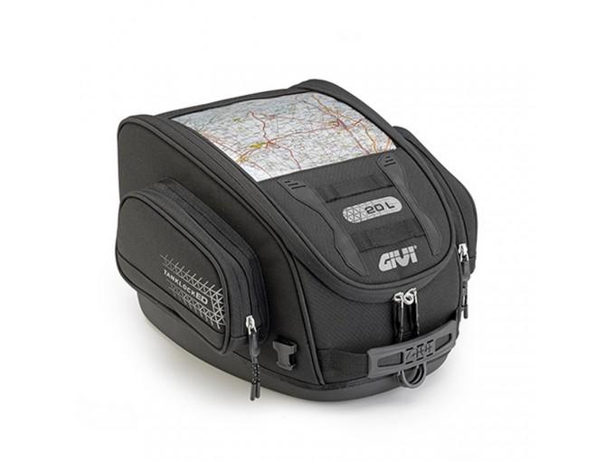 UT809 - Givi TanklockED bag with waterproof inner bag 20 ltr