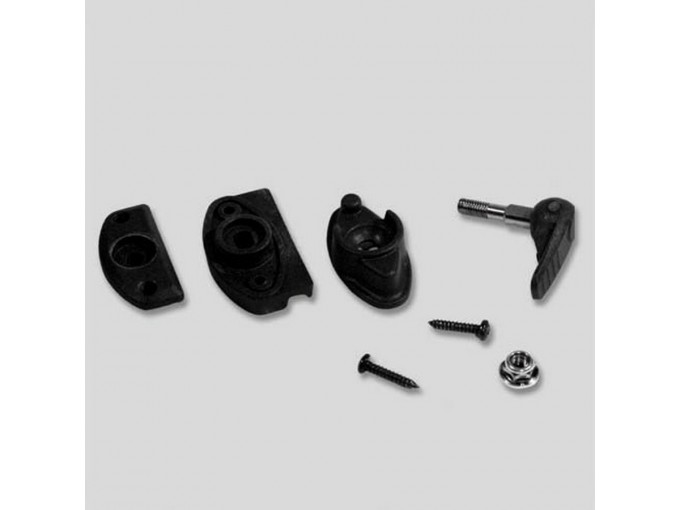 Givi - Z1963R Airflow guide latch spare parts