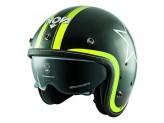 Helmet Jet Nos NS1F Etoile Flour Yellow