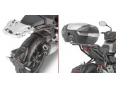 1165FZ - Givi Specific rear rack MONOKEY / MONOLOCK Honda CB 1000 R (2018)