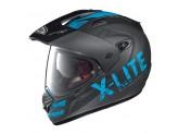Helmet Full-Face X-Lite X-551 GT Thundex 16 Black Blue