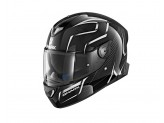 Full-Face Helmet Shark SKWAL 2 FLYNN Black White
