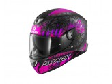 Full-Face Helmet Shark SKWAL 2 Replica Switch Riders 2 Mat Black Violet