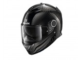 Full-Face Helmet Shark SPARTAN CARBON SKIN Black
