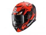 Full-Face Helmet Shark SPARTAN REPLICA LORENZO AUSTRIAN GP MAT