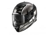 Full-Face Helmet Shark SPARTAN REPLICA ZARCO MALAYSIAN GP MAT