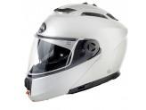 Helmet Flip-Up Full-Face Airoh Phantom S Color White Gloss