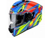 Helmet Full-Face Airoh ST501 Thunder Blue Gloss