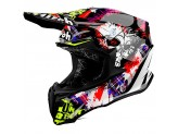 Helmet Full-Face Off-Road Airoh Twist Crazy Black Gloss